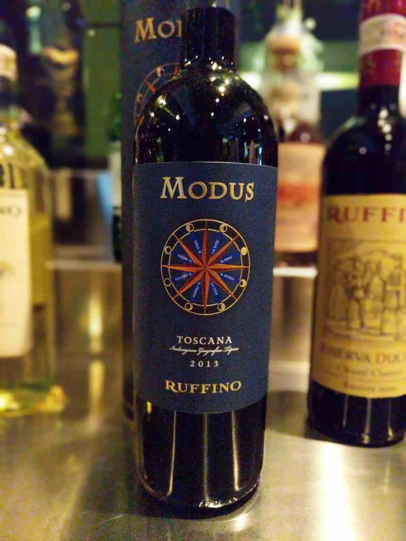 Rượu vang Riffino Modus