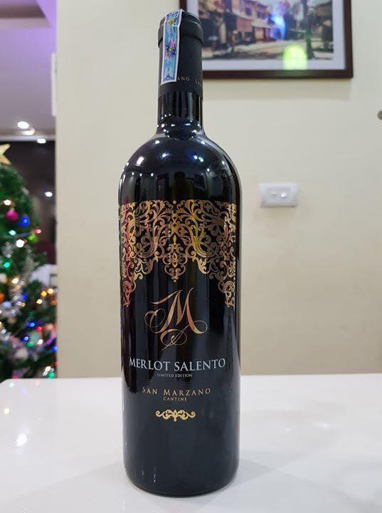 Rượu vang m malvasia nera tại Hà Tĩnh giá tốt nhất - Shop rượu 247