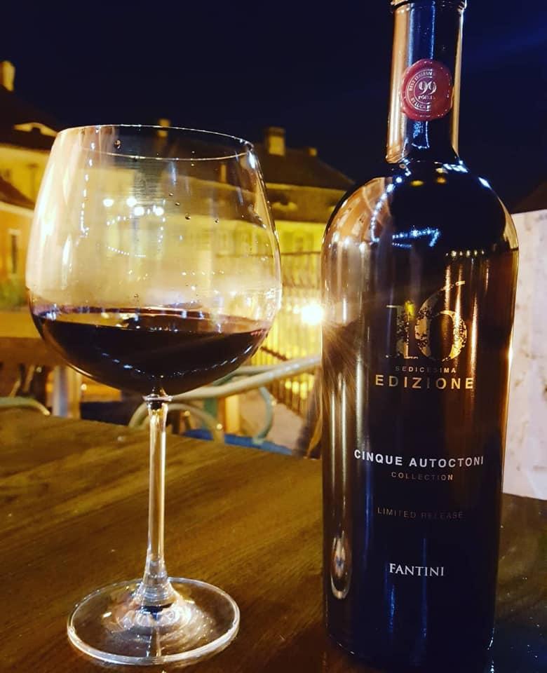Rượu Vang Ý 16 Edizione Limited Release giá tốt tại Thái Bình - Shop rượu 247