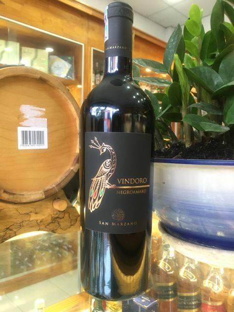 Rượu Vang Ý Vindoro tại Hải Phòng giá tốt - Shop rượu 247