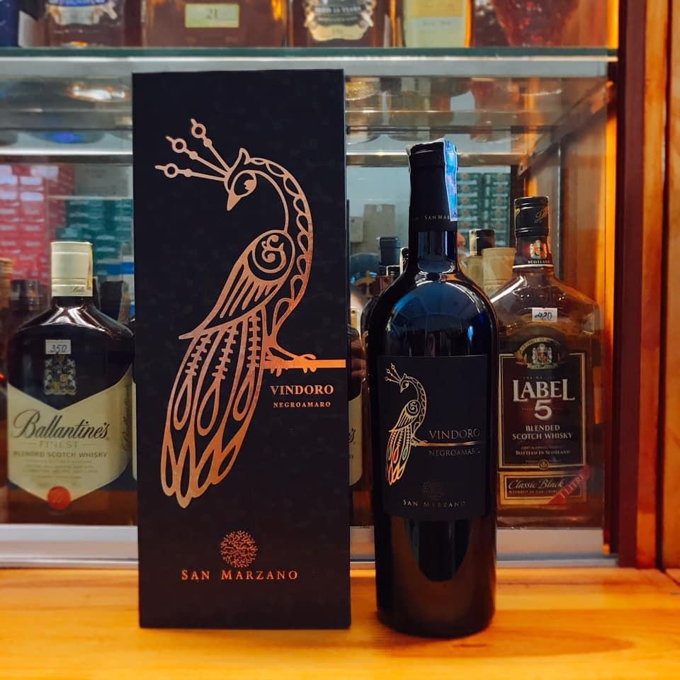 Rượu Vang Ý Vindoro tại Đồng Nai giá tốt - Shop rượu 247
