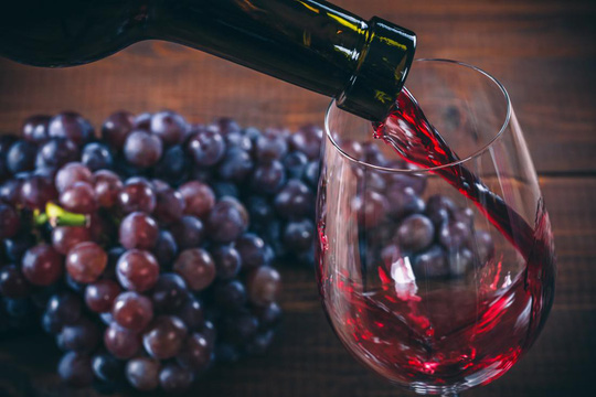 Hành trình của vang đỏ, từ những trái nho mọng trở thành những chai rượu hấp dẫn