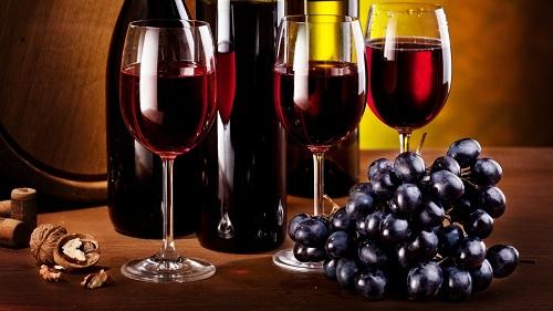 rượu vang đỏ tuyệt phẩm của đất pháp