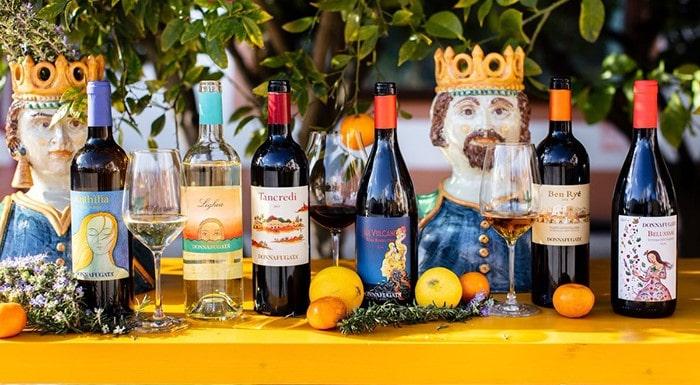 Nồng độ của chai rượu vang Donnafugata Anthilia Sicilia Doc Bianco này là 12.35% rất phù hợp với những người mới bắt đầu cũng như phụ nữ