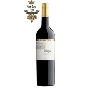 Rượu Vang Ý Bottega Vinai Doc Cabernet Sauvignon có mầu đỏ ruby đẹp mắt. Hương thơm mãnh liệt của trái cây cùng gợi ý của vani và các loại gia vị rừng.