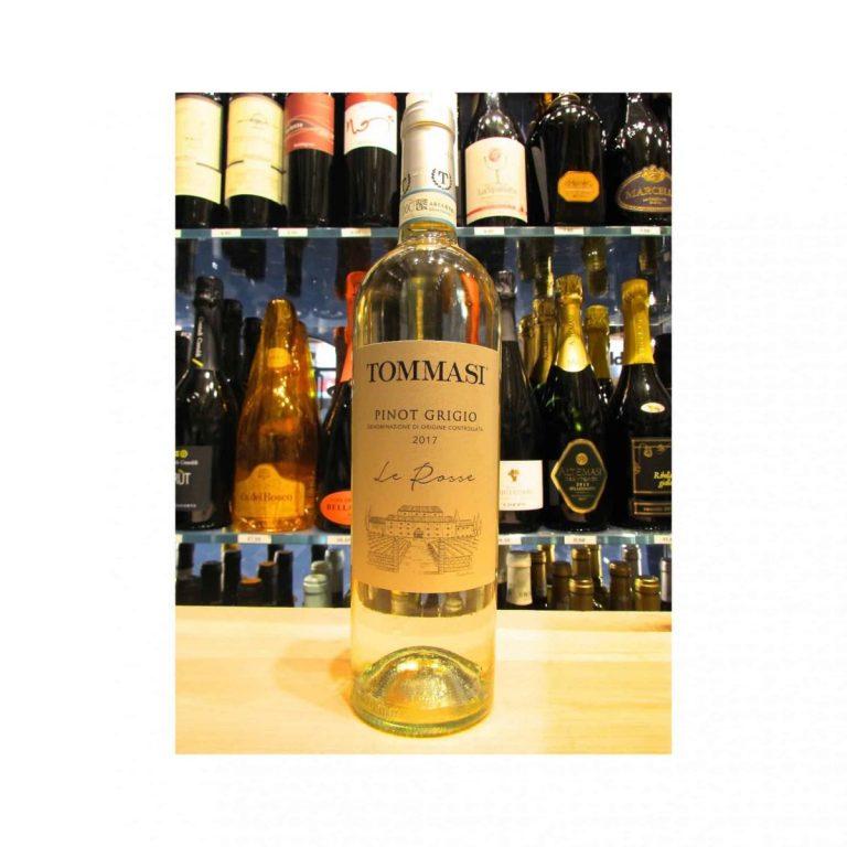 Tommasi Viticoltori là một trong những nhà sản xuất rượu vang lớn nhất ở vùng Veneto , nổi tiếng với rượu vang Amarone della Valpolicella Classico