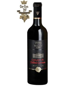 Rượu Vang Đỏ Cuvee Privee Du Chateau Giscours có mầu đỏ ruby đậm sâu. Hương thơm phong phú và phức tạp của các loại trái cây đen như quả mọng