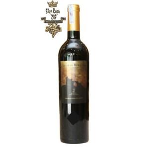 Rượu Vang Tây Ban Nha Castillo de Morante có mầu đỏ đẹp mắt. Hương thơm của hoa quả và trái cây mầu đỏ kết hợp. Hương vị của cam thảo
