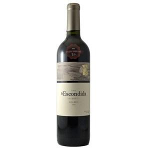 Rượu vang Argentina Finca La Escondida Malbec