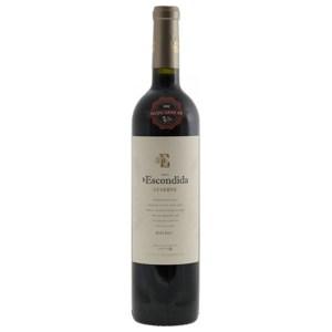 Rượu vang Argentina Finca La Escondida Reserve Malbec