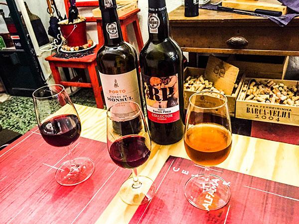 Rượu vang Bồ Đào Nha Ramos Pinto Collector Port DOC