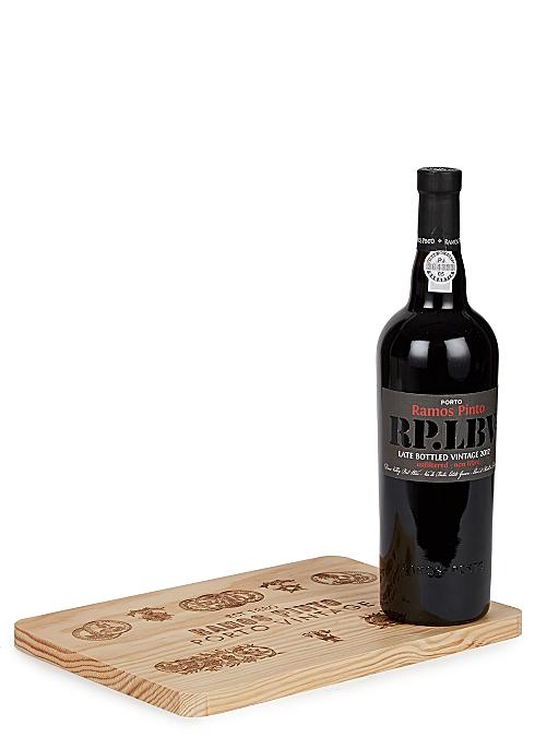 Rượu vang Bồ Đào Nha Ramos Pinto LBV DOC