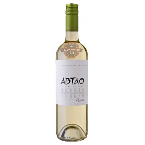 Rượu Vang Chile Abtao Reserva Sauvignon Blanc