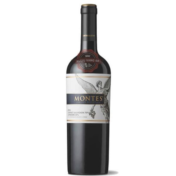 Rượu Vang Chile Montes Limited Selection Cabernet Sauvignon Carmenere