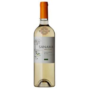 Rượu vang Chile Sanama Sauvignon Blanc