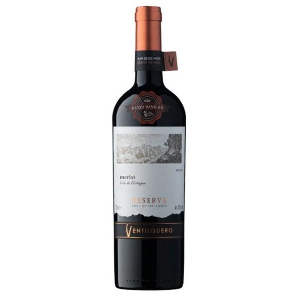 Rượu Vang Chile Ventisquero Reserva Merlot