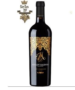 Hình ảnh sản phẩm rượu Vang M Limited Merlot Salento