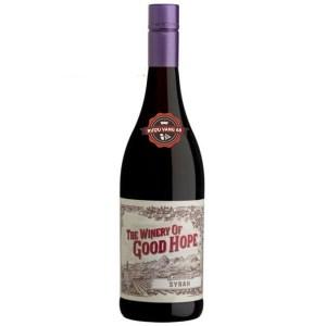 Rượu vang Nam Phi The Winery of Good Hope Mountainside Shiraz
