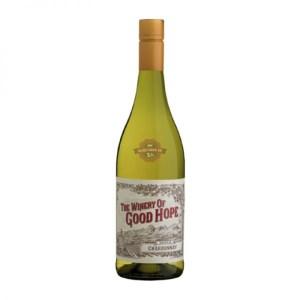 Rượu vang Nam Phi The Winery of Good Hope Unoaked Chardonnay