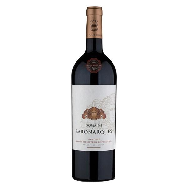 Rượu Vang Pháp Baron Philippe de Rothschild Domaine de Baronarques Limoux