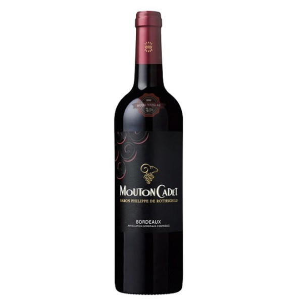 Rượu Vang Pháp Baron Philippe de Rothschild Mouton Cadet Red