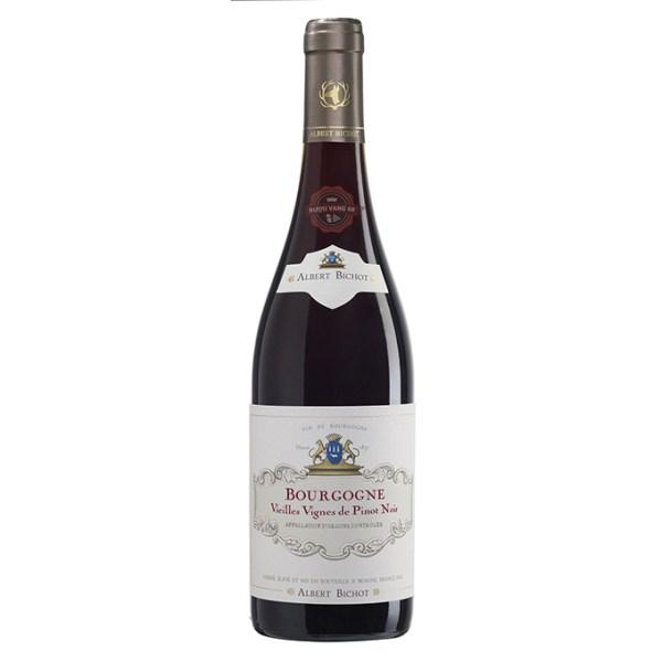Rượu Vang Pháp Bourgogne Vieilles Vignes de Pinot Noir Albert Bichot