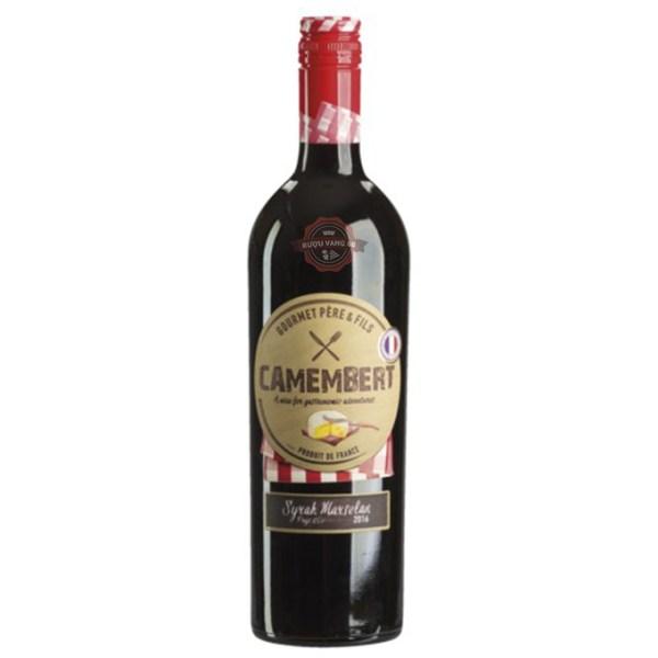 Rượu Vang Pháp Camembert