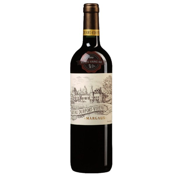 Rượu Vang Pháp Chateau Durfort Vivens