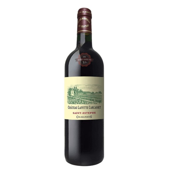 Rượu Vang Pháp Chateau Laffitte Carcasset Cru Bourgeois