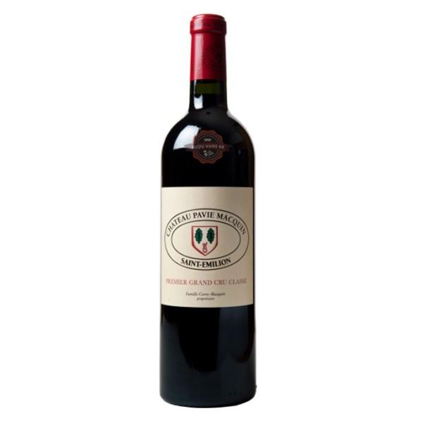 Rượu Vang Pháp Chateau Pavie Macquin
