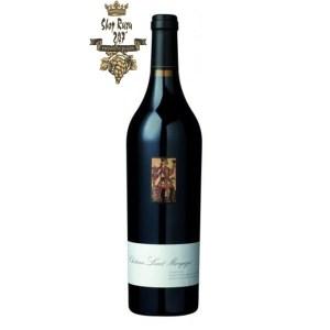 Rượu Vang Pháp Leret Monpezat Georges Vigouroux có mầu đen mãnh liệt. Hương thơm của bó hoa thanh lịch với những gợi ý của hoa hồng
