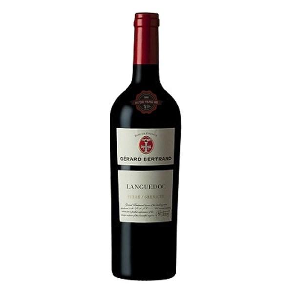 Rượu Vang Pháp Gerard Bertrand Terroir AOP Languedoc