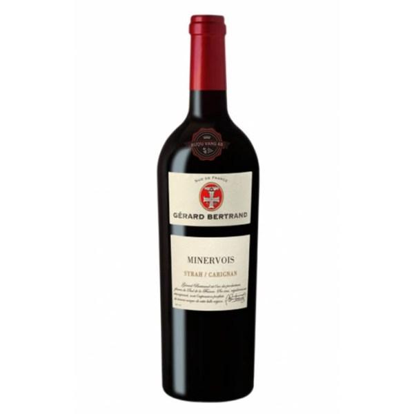 Rượu Vang Pháp Gerard Bertrand Terroir AOP Minervois