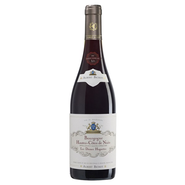 Rượu Vang Pháp Hautes-Côtes de Nuits Les Dames Huguettes Albert Bichot