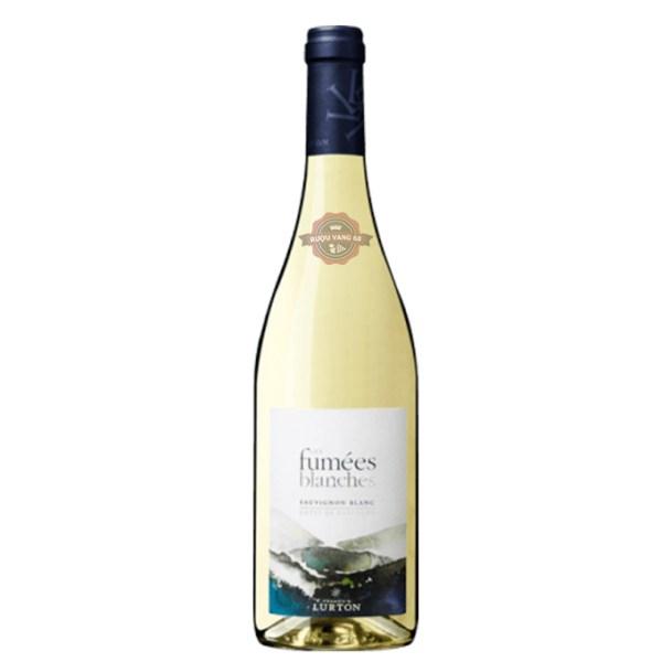 Rượu Vang Pháp Les Fumees Blanches Sauvignon Blanc