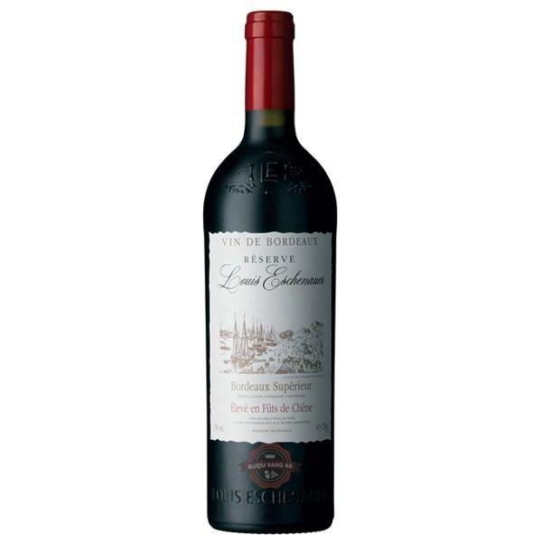 Rượu Vang Pháp Louis Eschenauer Bordeaux Superieur