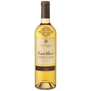 Rượu vang Pháp Plaimont Saint Albert Pacherenc du Vic Bilh 50 cL White