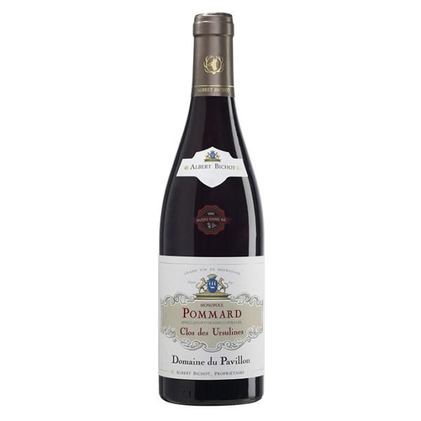 Rượu Vang Pháp Pommard Clos des Ursulines Albert Bichot