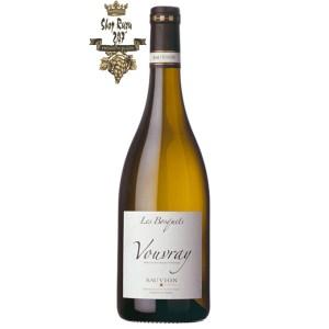Rượu vang Pháp Sauvion Les Bosquets Vouvray bao gồm từ Muscadet nhẹ, ngọt và mật ong Bonnezeaux cho đến các loại lòng trắng lấp lánh của Vouvray