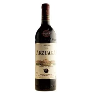 Rượu Vang Tây Ban Nha Arzuaga Tinto Reserva Ribera de Duero DO