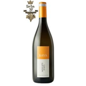 Rượu Vang Ý Bava Moscato d' Asti DOCG rất thơm với một bó hoa và trái cây bùng nổ. Khẩu vị mãnh liệt, ngọt ngào và dai dẳng với độ axit cân bằng