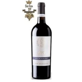 ảnh mô tả sản phẩm Rượu Vang Đỏ Talo Negroamaro Salento IGP