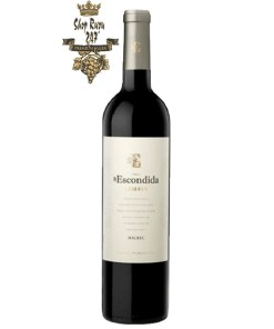 Rượu vang Argentina Finca La Escondida Reserve Malbec có nét đặc trưng riêng, từ vị chín mọng của quả mâm xôi