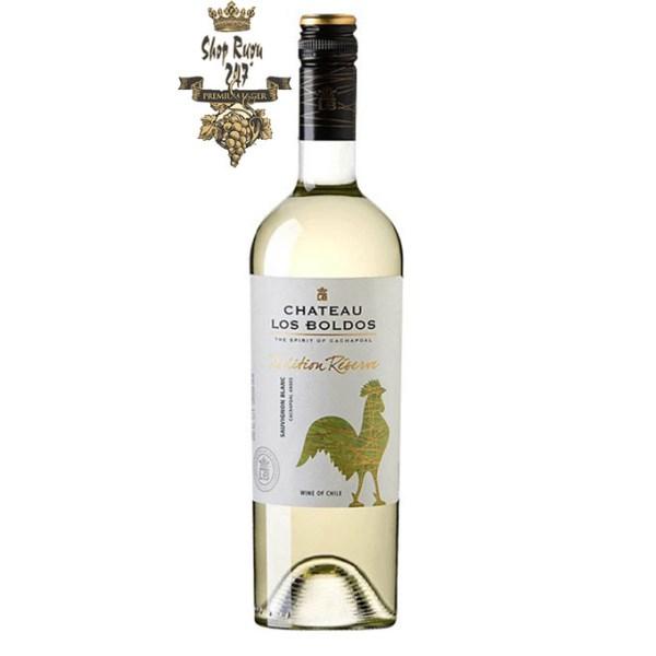 Rượu vang Chile Château Los Boldos Tradition Reserve Sauvignon Blanc cho cảm nhận về một độ chua vừa phải với một kết thúc lâu dài, dai dẳng và thanh lịch