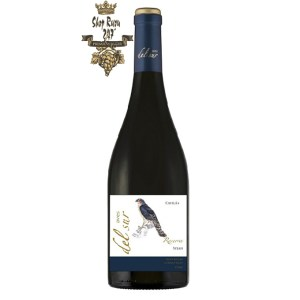 Rượu Vang Đỏ Aves Del Sur Reserva Syrah có mầu đỏ hồng ngọc đậm. Hương thơm của anh đào, việt quất, socola, café, thuốc lá