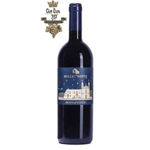 Vang Ý Đỏ Donnafugata Mille E Una Notte Terre Siciliane IGT từ nhà máy rượu Donnafugata Mille e una Notte DOP