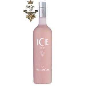 Rượu vang hồng Mouton Cadet Ice Rose Vin de France mang tới một sự sống động trên vòm miệng. Hương vị trái cây của dòng vang hồng
