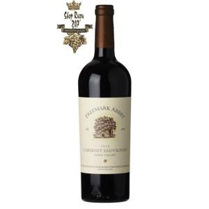 Rượu vang Mỹ Freemark Abbey Cabernet Sauvignon Napa Valley luôn khiến thực khách cảm thấy tròn đầy, thú vị, ấn tượng trong vòm miệng