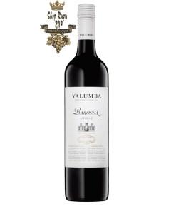 Rượu Vang Úc Yalumba Barossa Shiraz Cabernet có mầu đỏ đẹp mắt. Hương thơm thật tuyệt vời với sự pha trộn của các loại quả mọng