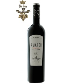 Rượu vang Amaren 60 có màu anh đào đỏ ngọt ngào, mùi vị tinh tế, thanh lịch. Sự kết hợp của hương vị đậm đà của trái cây vỏ đen hòa quyện